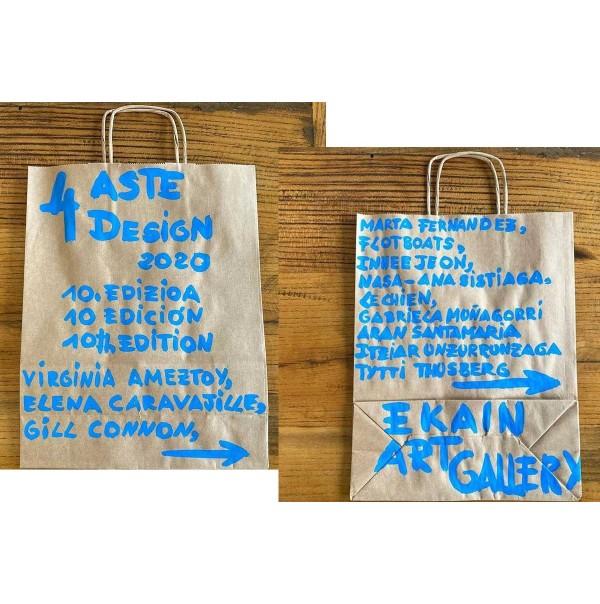 10. edición 4 AsteDesign en la galería Ekain Arte Lanak